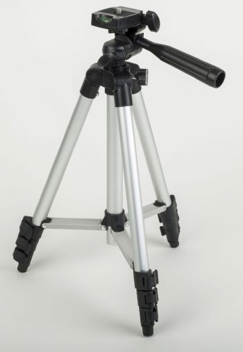 "Adjustable Tripod for AirForceOne Chronograph, Cameras, Binoculars 1/4"" thread"